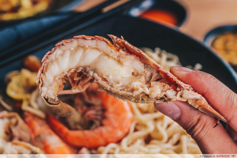 Seafood Pirates - Crayfish Closeup