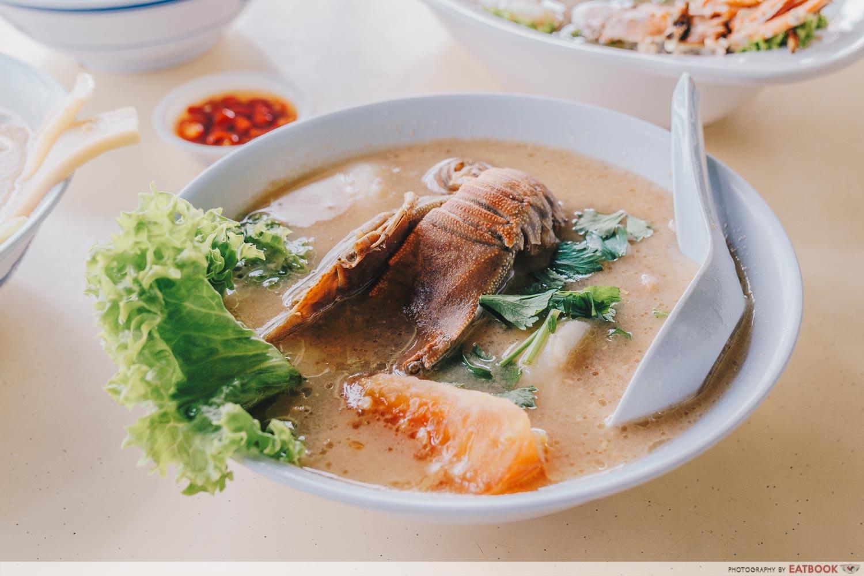 Shun Feng Crayfish Delight - Crayfish Delights Closeup