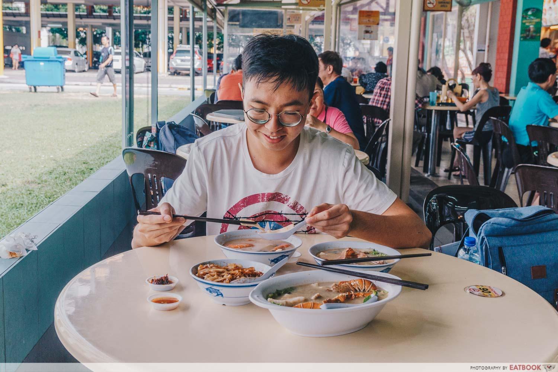 Shun Feng Crayfish Delight - Verdict