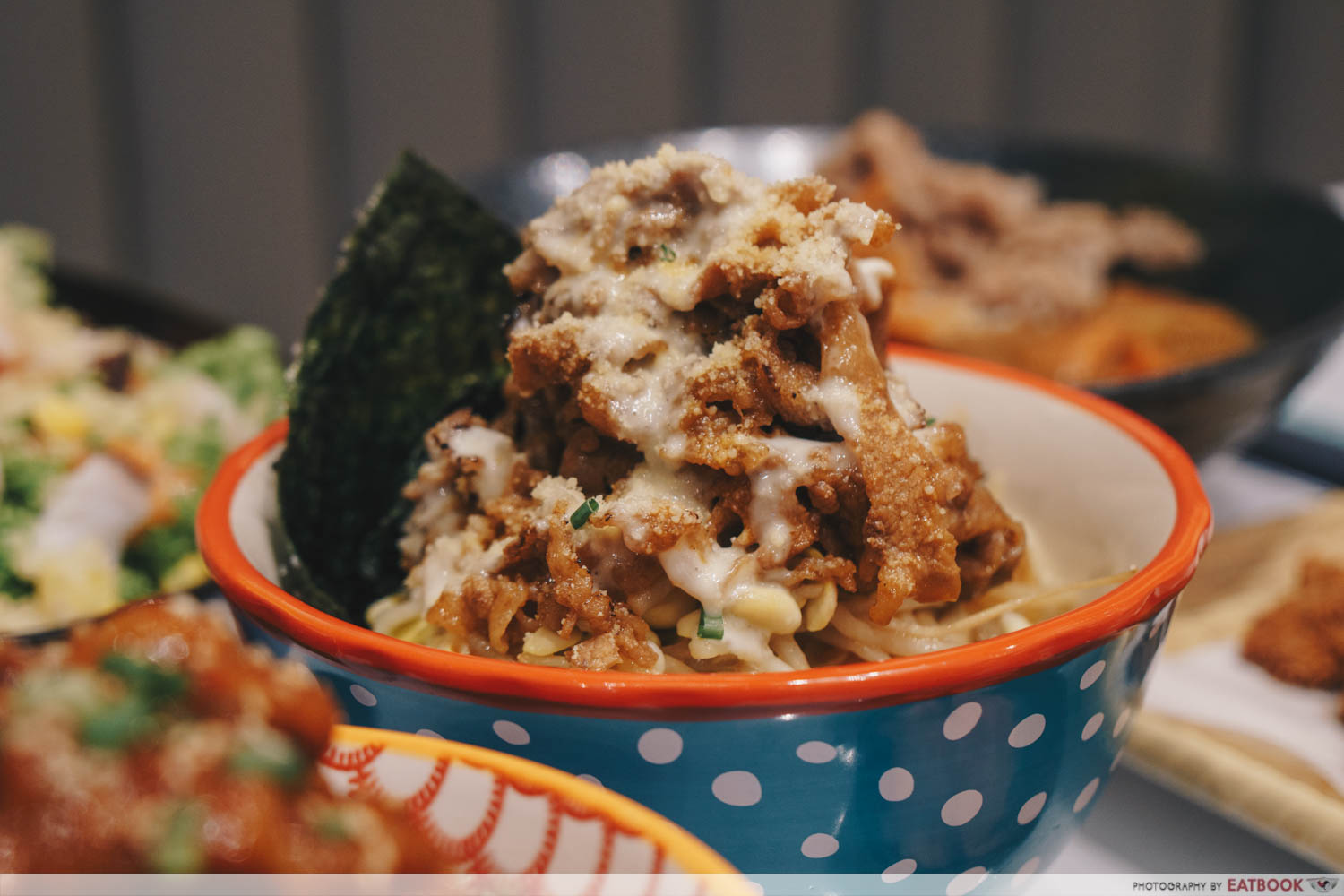 Sora Boru - Snow Beef Don