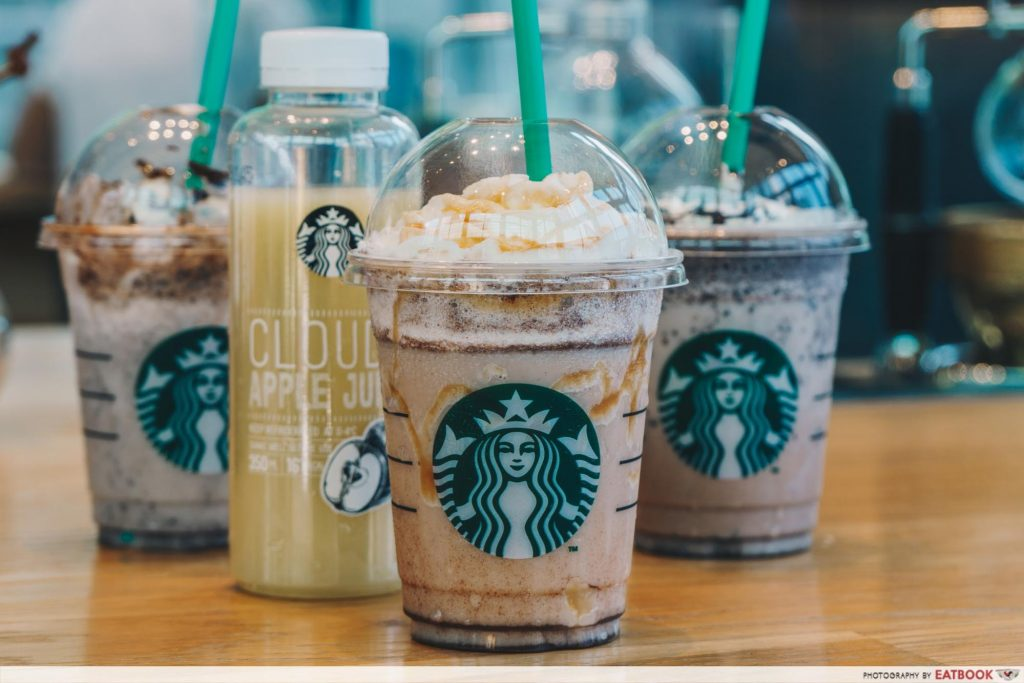 8 Starbucks Secret Menu Items To Help You Achieve The