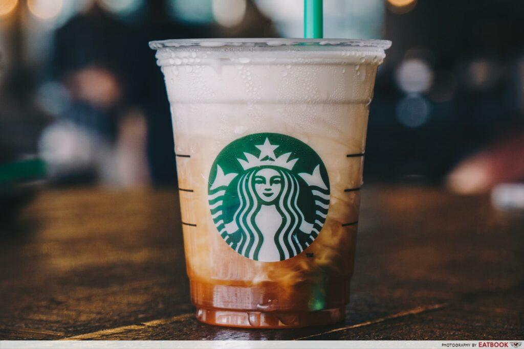 Starbucks Secret Menu Drinks - Milk Tea