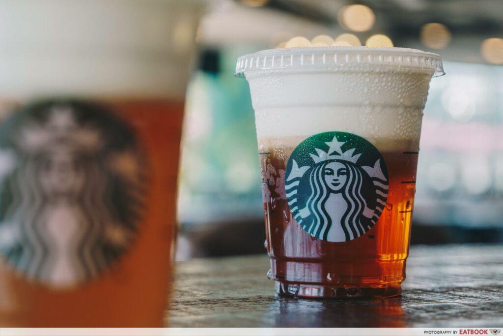 Starbucks Secret Menu Drinks Milk Tea