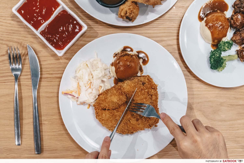 The Canteen - Chicken Cutlet
