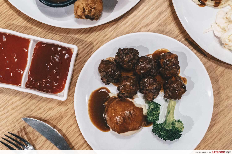 The Canteen - Meatball
