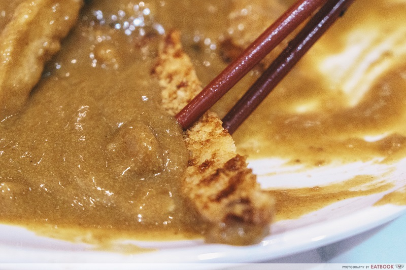 Wafu Japanese Cuisine - Curry