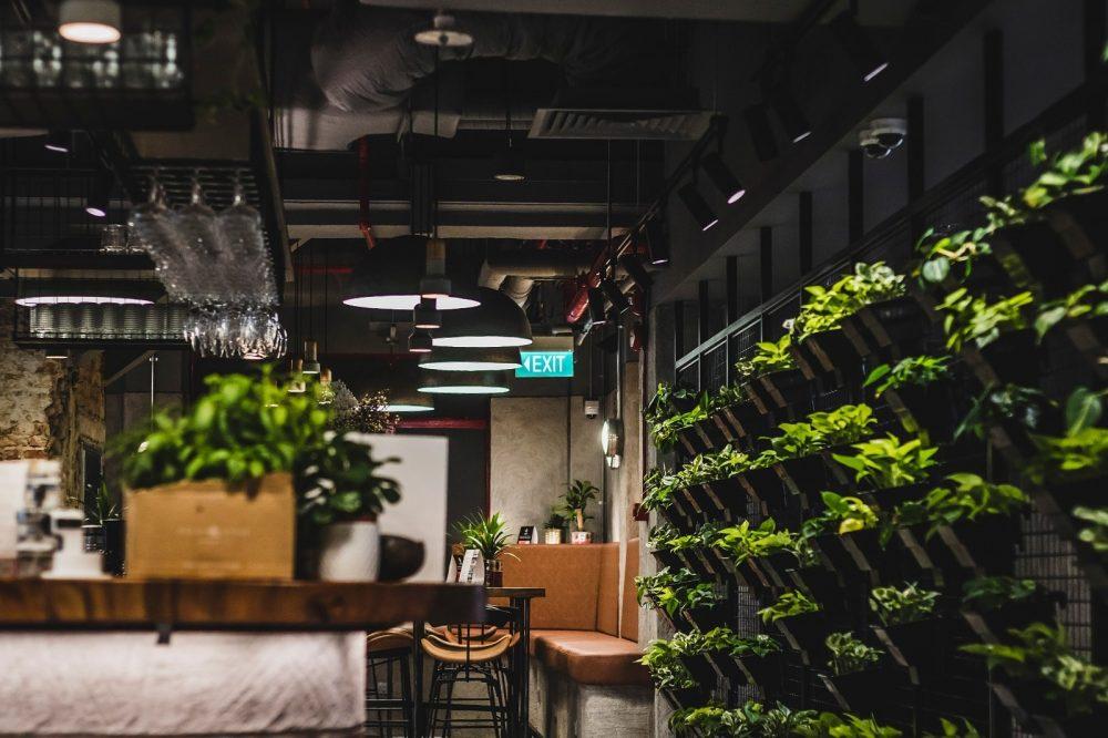 genius central interior telok ayer cafe