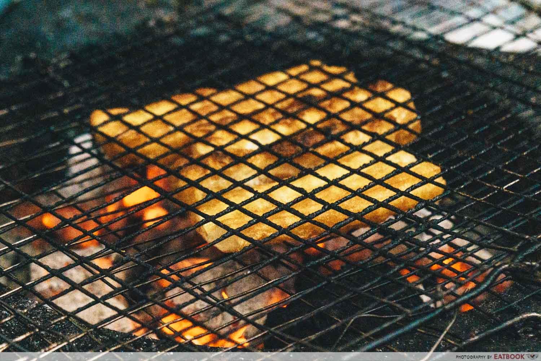 lau hong ser rojak char grilling