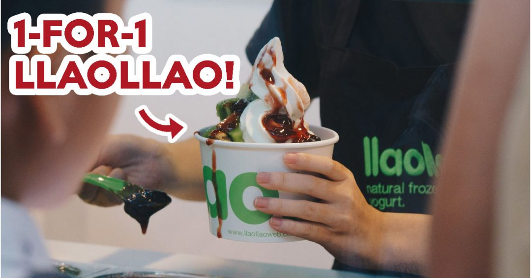 llaollao 1-for1