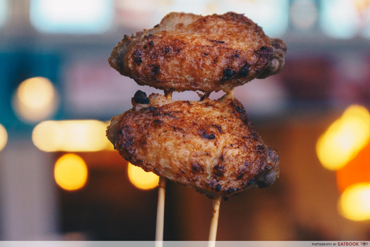 wow skewer bar mid wings skewer