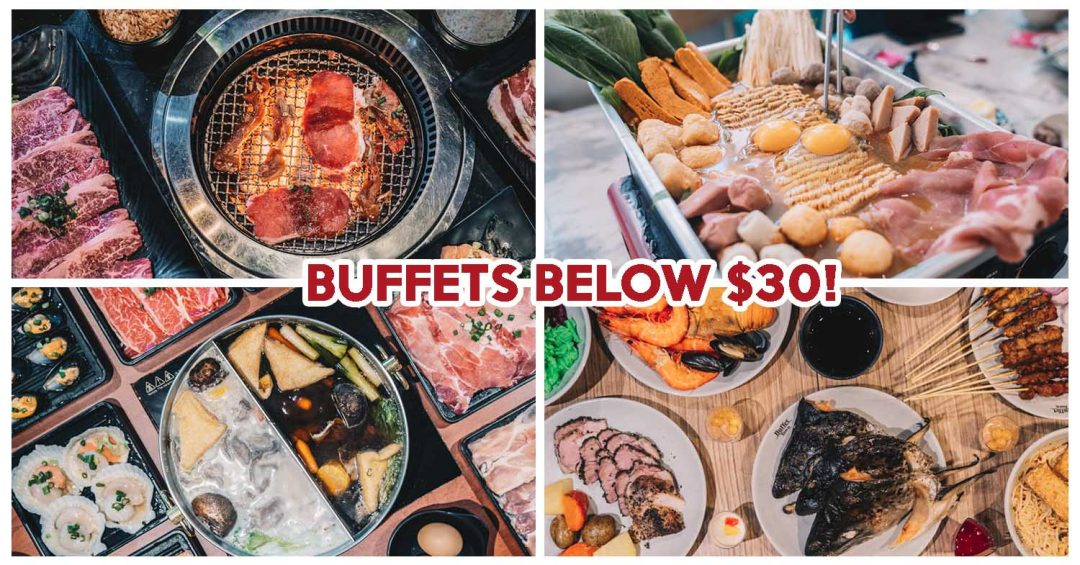 Affordable buffets in town