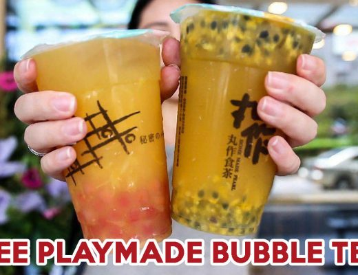 Playmade Free Bubble Tea - Feature Image