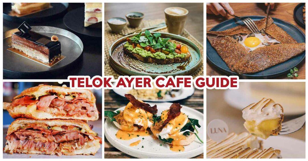 TELOK AYER CAFE