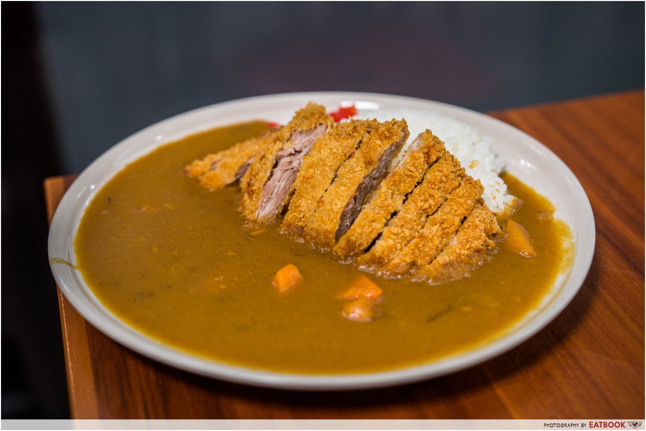15 Japanese Places - Japanese Curry express