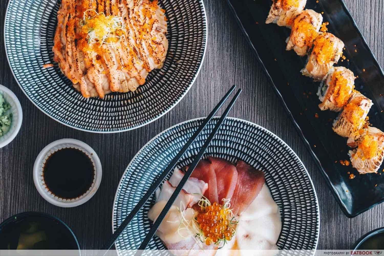 15 Japanese Places - Kazoku Japanese Cuisine
