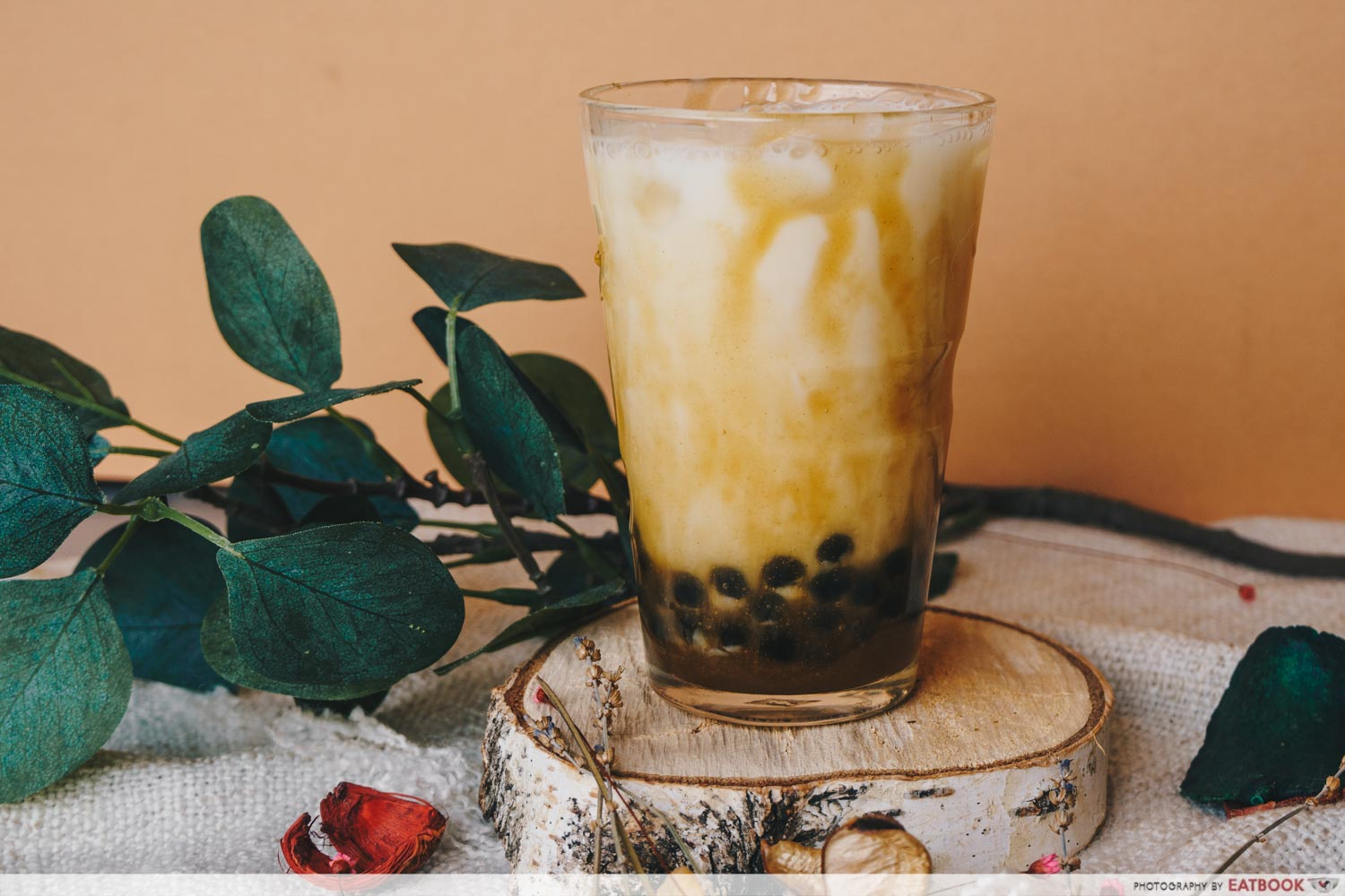 3 Bubble Tea Recipes - Brown sugar fresh milk recipie