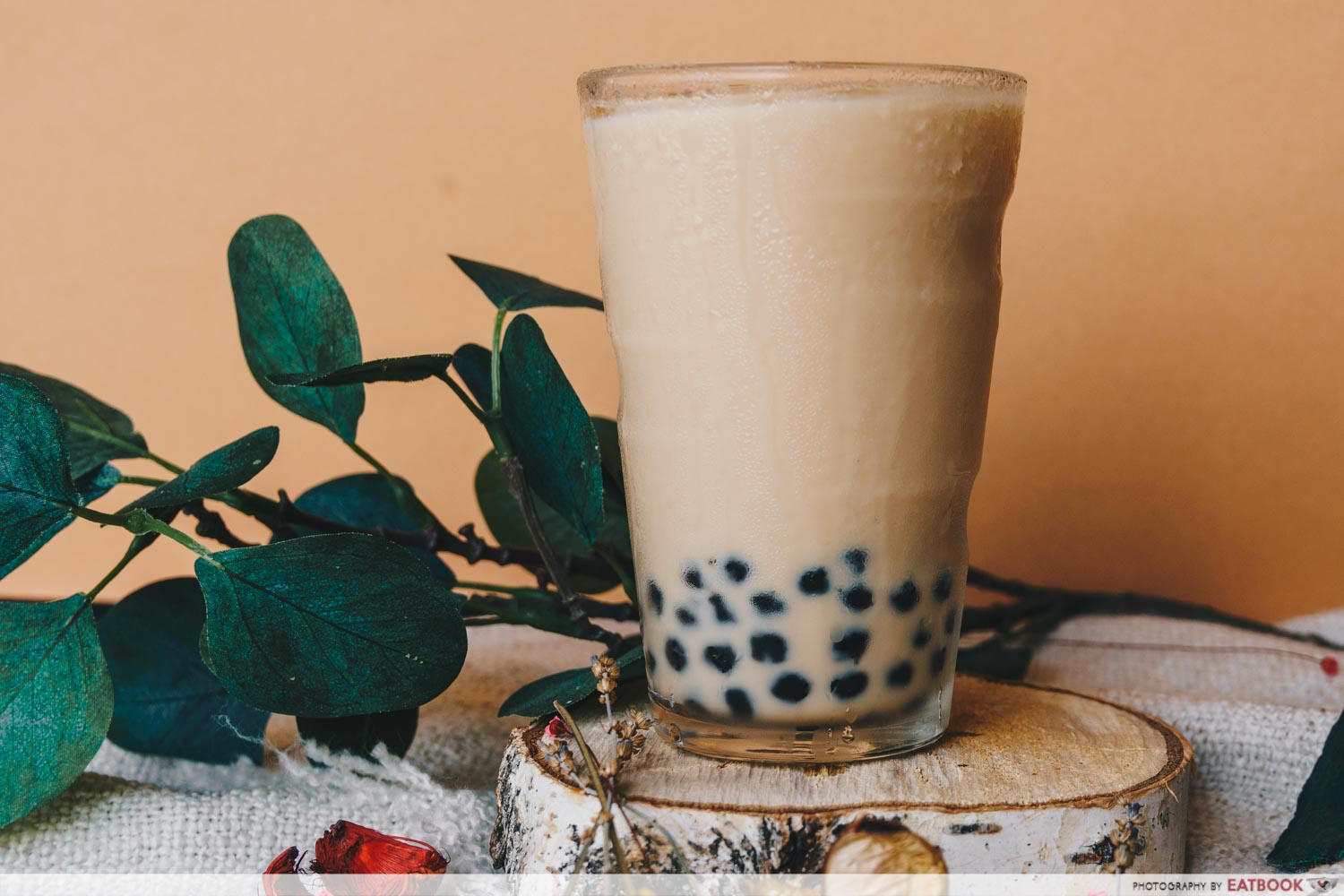 3 Bubble Tea Recipes - Oolong Milk Tea with Pearkls recipie
