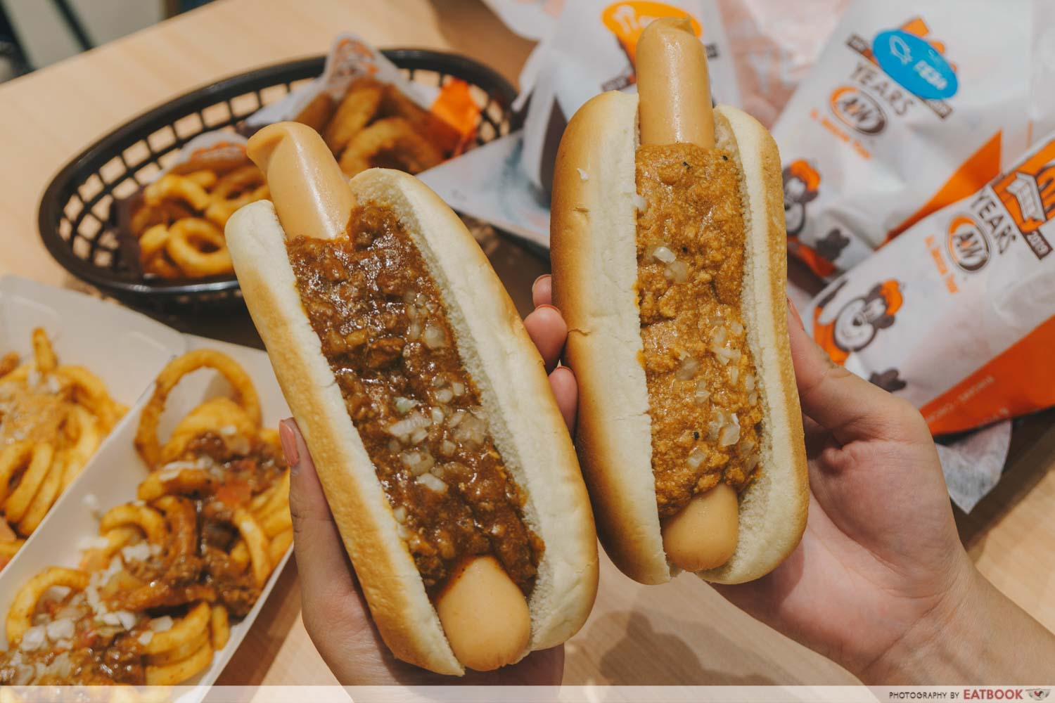 A&W - Coney Dog