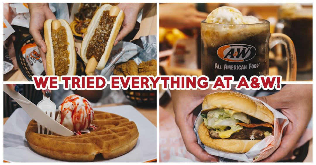 A&W - Feature Image