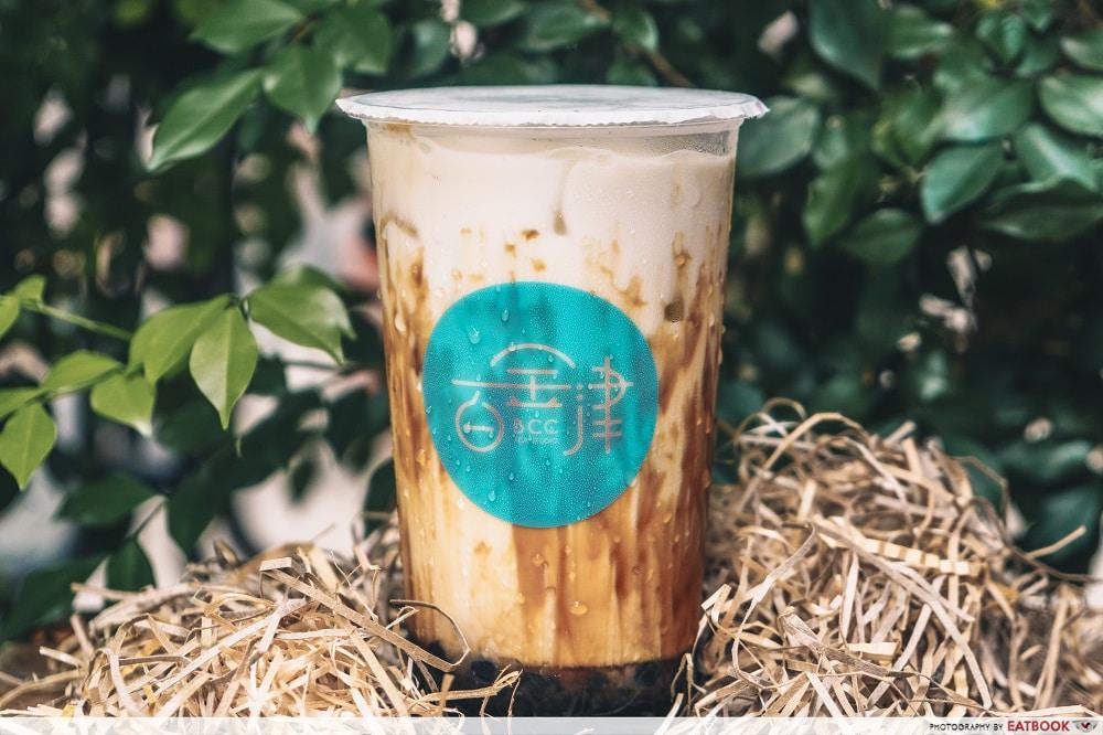 BCC Tea Studio - Brown sugar milk