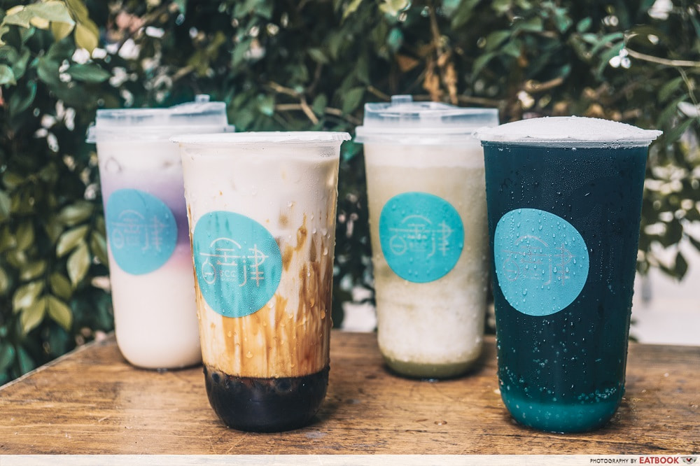 BCC Tea Studio - Bubble tea