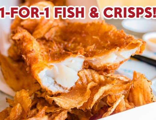 Big Fish Small Fish 1-for-1 - cover image 1 for 1 fish and chips