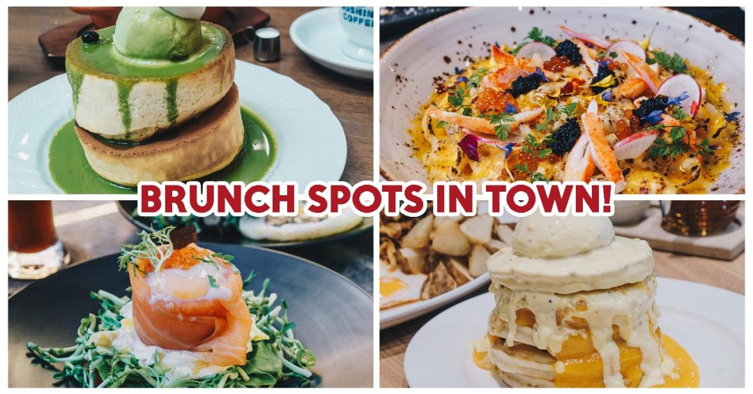 Brunch cafes