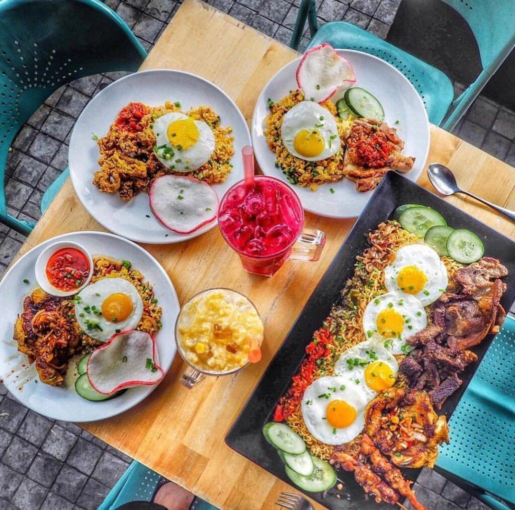 Bugis Food IndoBowl