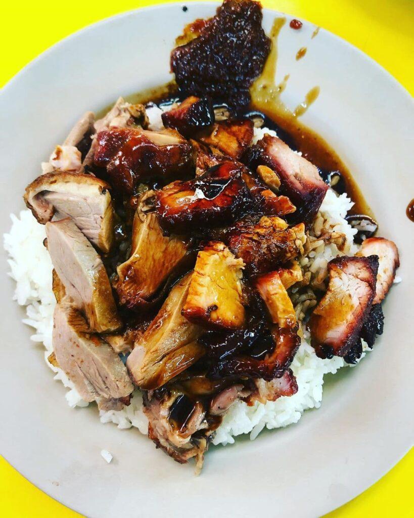 Bugis Food - New Rong Liang Ge Cantonese