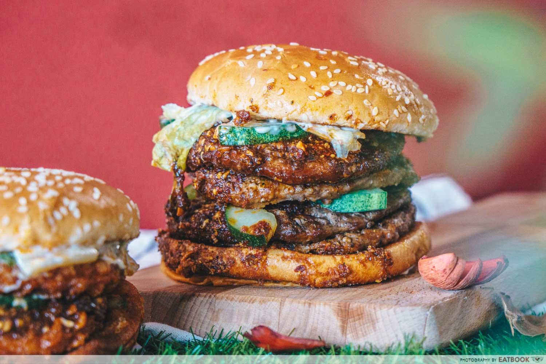 Burger King Mala - Stacker