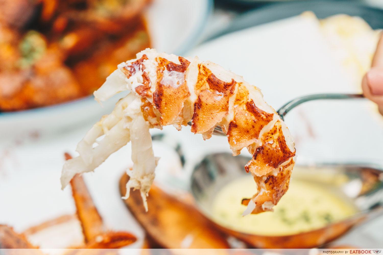 Burger & Lobster - Lobster Tail