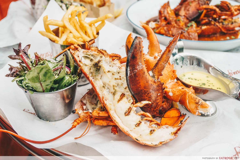 Burger & Lobster - Original Lobsters