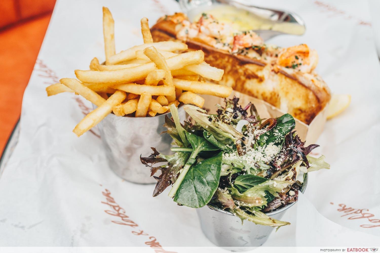 Burger & Lobster - Sides