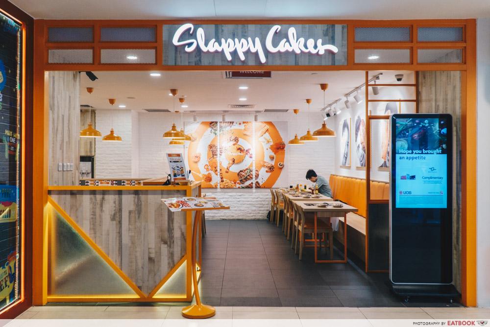 Brunch cafes Slappy Cakes