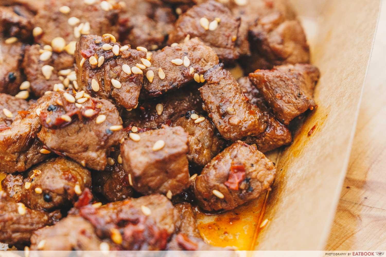 Geylang Bazaar 2019 - Beef Bro
