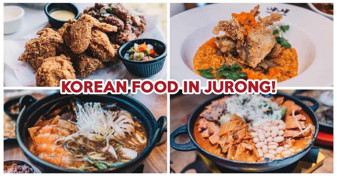 Jurong Korean Restaurant - Feature Image