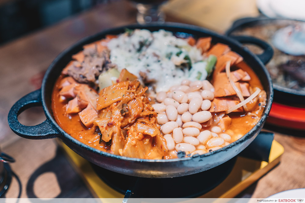 Jurong Korean Restaurant - NY Night Market Budaejjigae