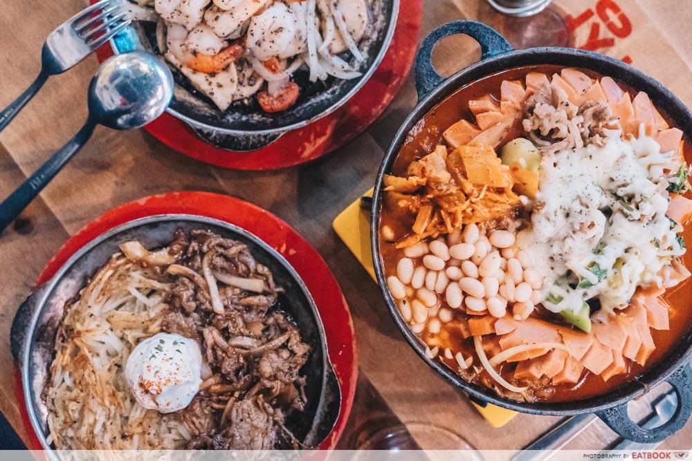 Jurong Korean Restaurant - NY Night Market