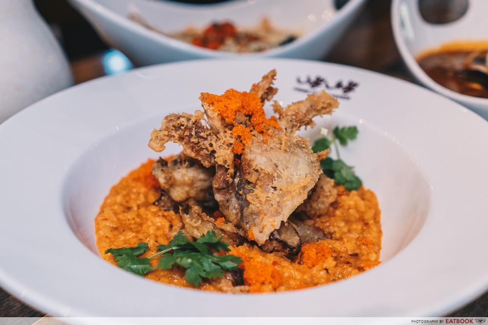 Jurong Korean Restaurant - Nipong Naepong Shes Risotto