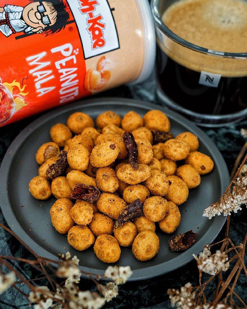 Ma La Snacks - Koh Kae Peanut Mala