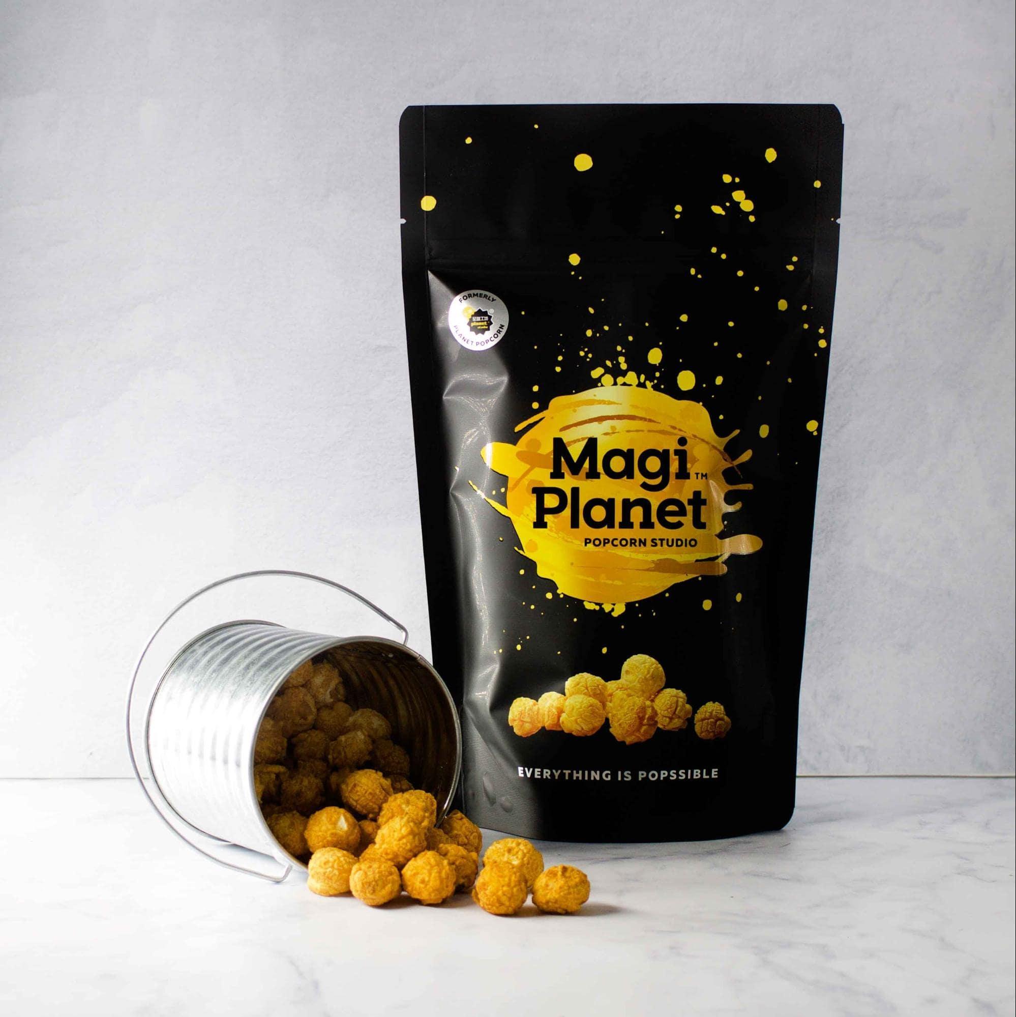 Ma La Snacks - Magi Planet's sizzling mala popcorn