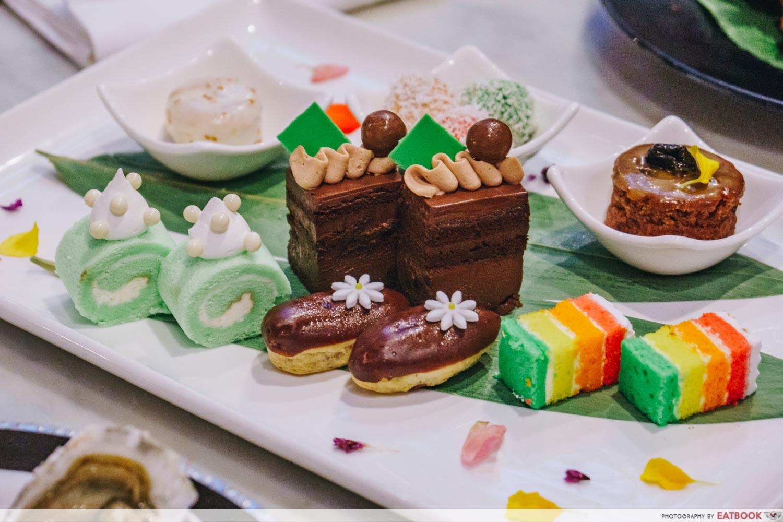 Maybank Buffet - Marriott Cafe Desserts