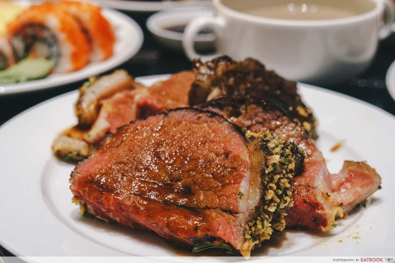 Maybank Buffet - The Dining Room Closeup