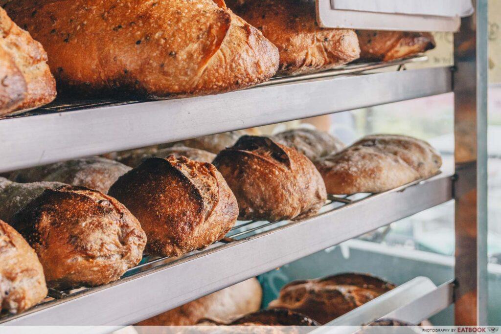 bread delivery singapore