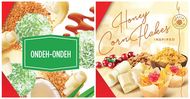 Ondeh-Ondeh KitKat - Hari Raya