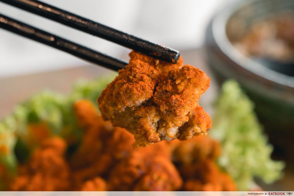 Paradise Gastronomy - Ma la chicken spicy