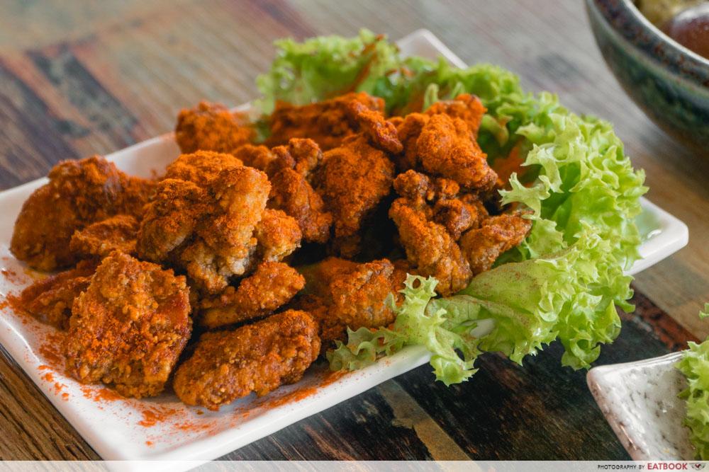 Paradise Gastronomy - ma la chicken