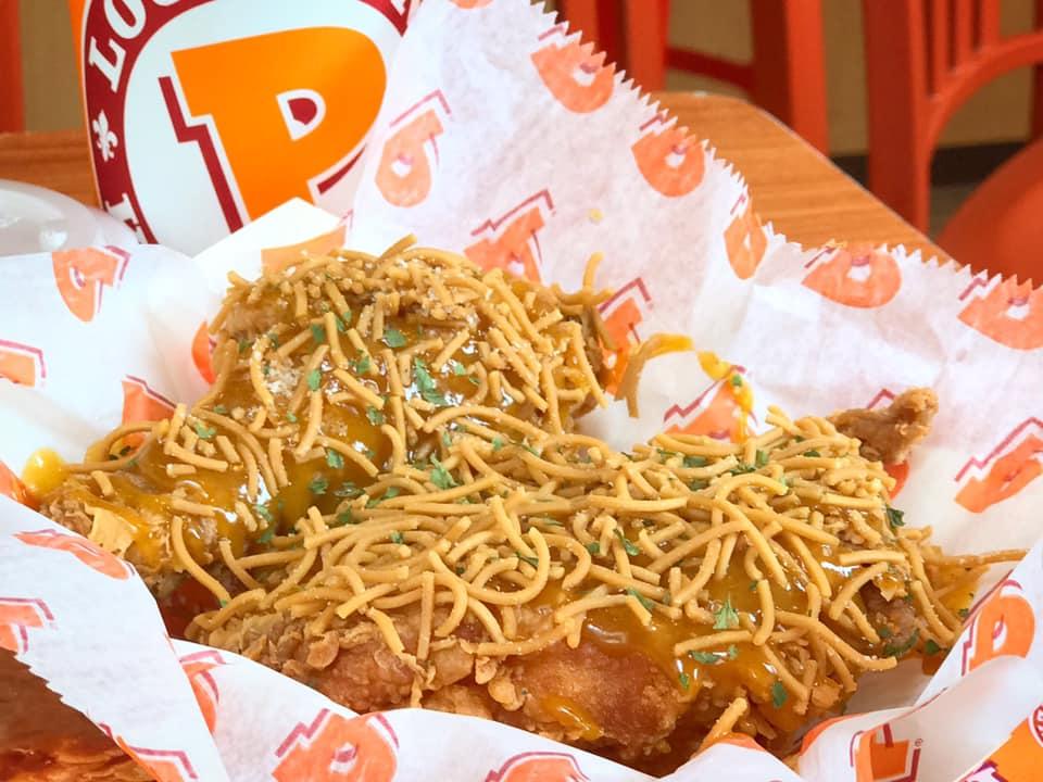 Popeyes Thai Pop Chicken