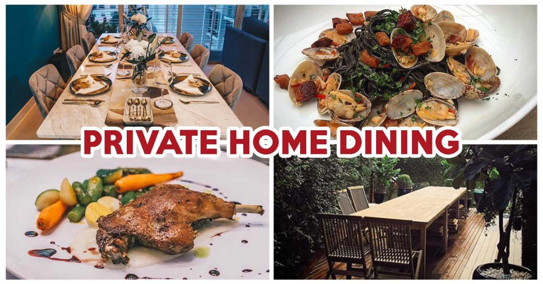 Private Home Dining - Feature Image New