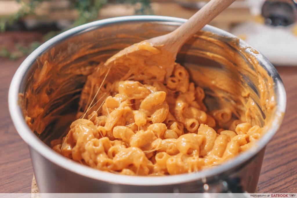 Samyang Mac & Cheese Recipe Cheddar